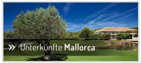 Unterkünfte Mallorca